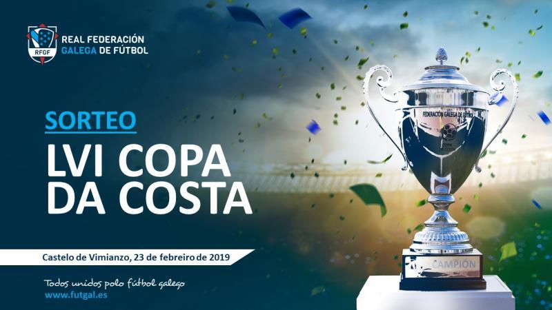 8bce07a2cb Este sábado sorteamos a Copa da Costa no Castelo de Vimianzo O presidente da  RFGF